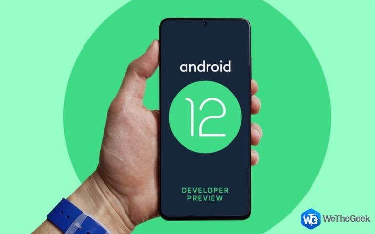 Was ist neu in Android 12 Developer Preview 1